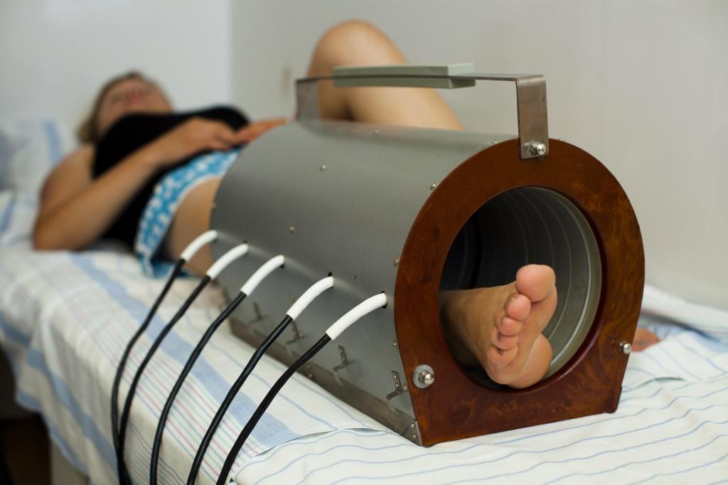 Что такое лечение остеохондроза магнитное поле